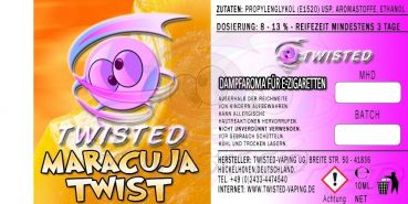 Twisted - Maracuja Twist