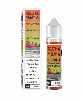 Pacha Mama - Fuji Apple - Shortfill 50ml