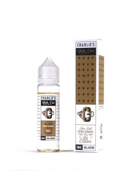 CCD3 - Sea Salt Caramel - Shortfill 50ml