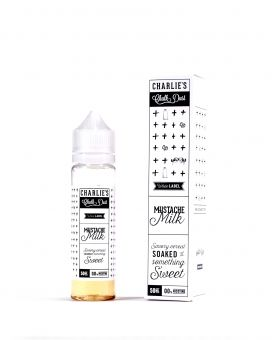 Mustache Milk - Shortfill 50ml