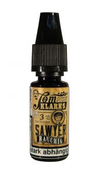 Tom Sawer - Rauchig 10ml