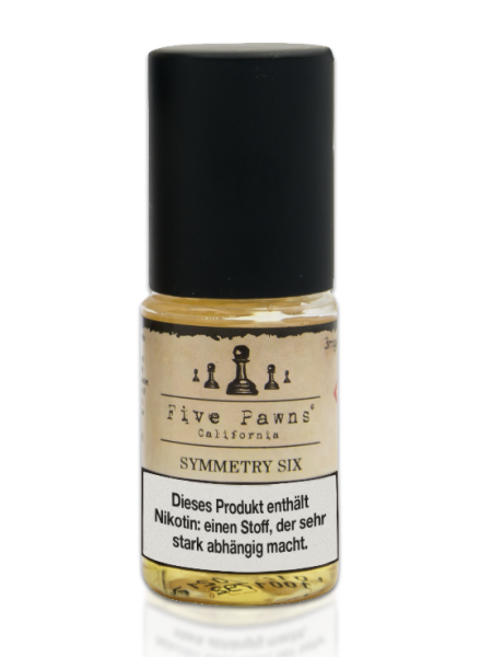 Five Pawns - Symmetry Six
